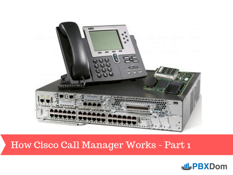 How Cisco Call Manager Works - Part 1 | PBXDom